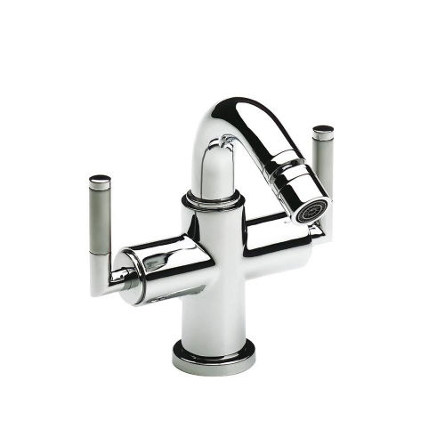 Roca Loft Elite Bidet Mixer Tap With Pop Up Waste